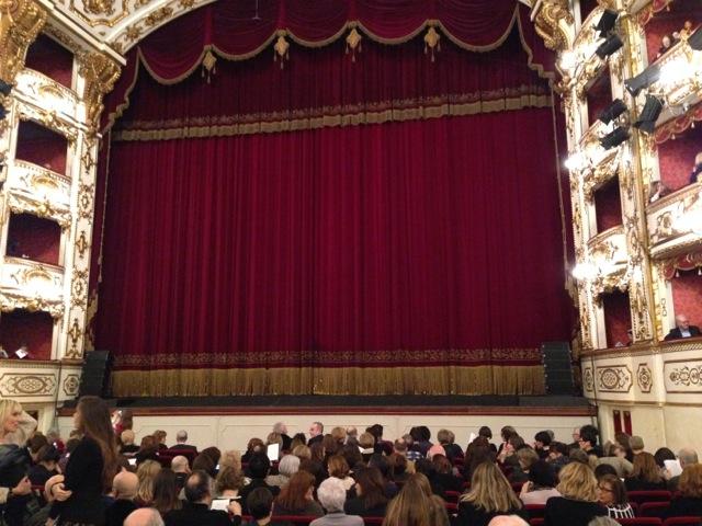 Reggio Emilia Teatro Municipale Valli